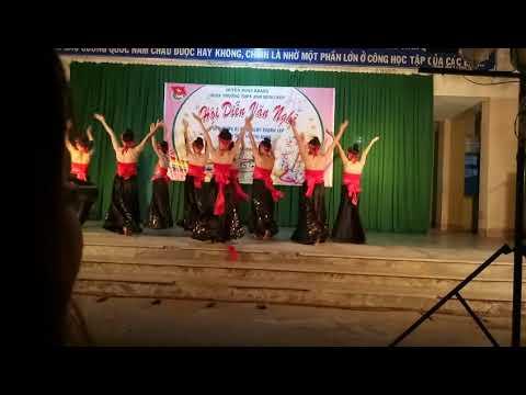 Bánh trôi nước - 12c - THPT Anh Hùng Núp 26 - 3 - 2017