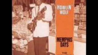 Howlin'  Wolf /  Decoration Day Blues