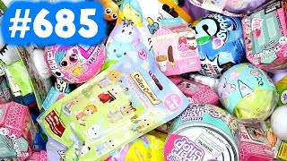 Random Blind Bag Box #685 - Build a Bear, Disney Doorables, Smooshy Mushy, Slitherio, Hatchimals