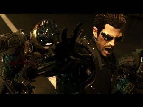 Deus Ex: Human Revolution - Rozhovor z E3