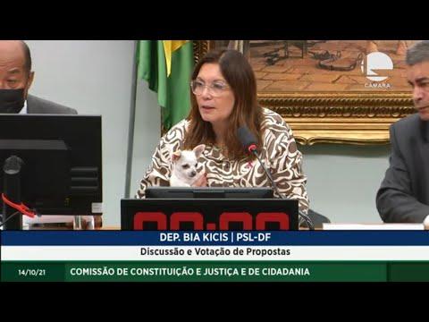 Constituição e Justiça e de Cidadania - Discussão e votação de propostas - 14/10/2021