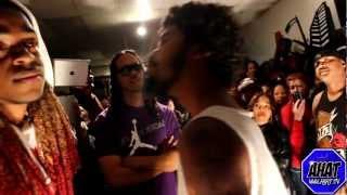 preview picture of video 'Cocky vs CB | rap battle | AHAT | Stockton vs San Bernardino'