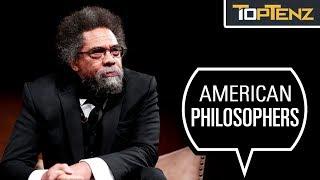 10 Greatest American Philosophers