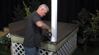 Titan Pro Rail Level & Stair Installation