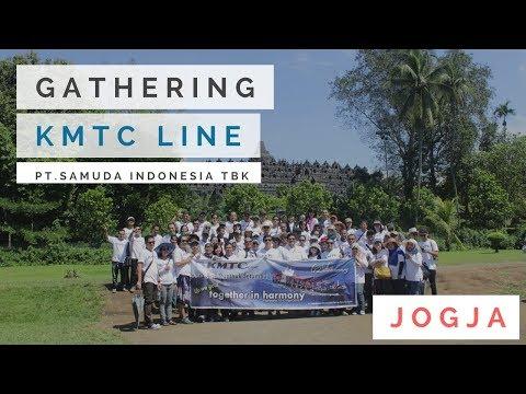 Gathering KMTC Line (PT.Samuda Indonesia Tbk) Jogja 3H2M by Labiru Tour