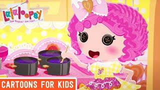 Cooking Troubles | Compilation | Lalaloopsy | Cartoons For Kids