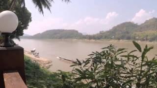 2015-02-21 Mekong River, Luang Prabang