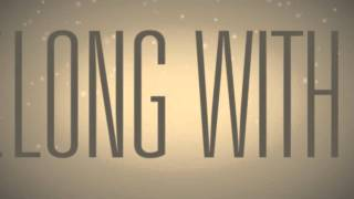 For All Those Sleeping - You Belong With Me Lyric Video