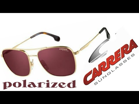 Carrera sunglasses for unisex brown lens 130/S