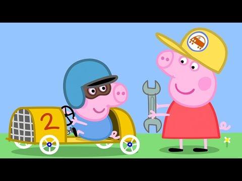 Peppa Pig - Transport Compilation 2 (new!! 2017)