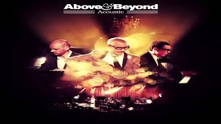 Above And Beyond -  Making Plans (Acoustic )