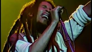 "Bob Marley Live 80 HD ""Coming In From The Cold - Lively Up Yourself"" (10/10)"
