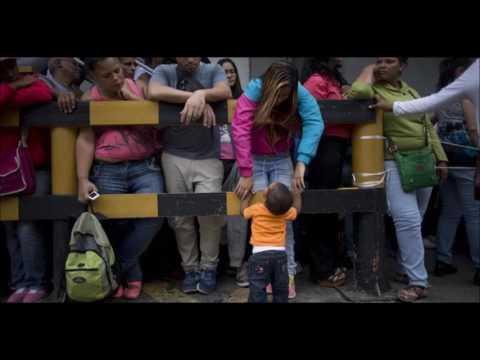 Venezuela Hunger Crisis