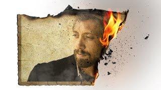 Создаем эффект горящего фото в Фотошоп. Поджигаем фотографию