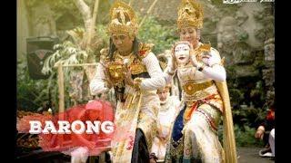 Bali Barong Dance || Ubud || Story of Balinese Mythology || Indonesian Mythology