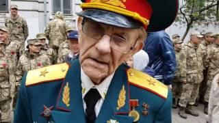 Только для адекватных. Нервных просим не смотреть. Украина, 9 мая День Победы