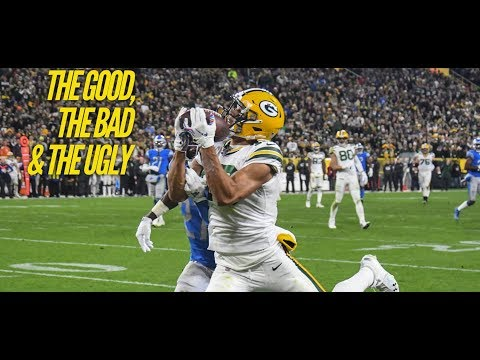 The Good, the Bad and the Ugly: Lions vs Packers