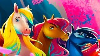 СИМУЛЯТОР МАЛЕНЬКОЙ ЛОШАДКИ #3 EverRun лошади-хранители в мультик игре для детей #пурумчата