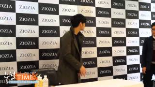 [SoohyunTime.com]20131011 김수현 SignMeeting Opening Fancam By Tt