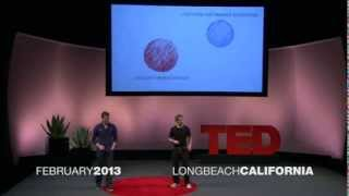 TED Talk: Mapping Ideas Worth Spreading