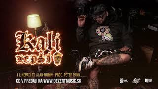 Kali ft.Alan Murin - Nevadí Prod. Peter Pann (OFFICIAL AUDIO)