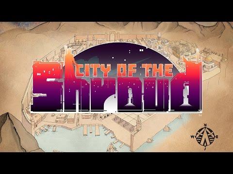 City of the Shroud Kickstarter/Greenlight Trailer thumbnail