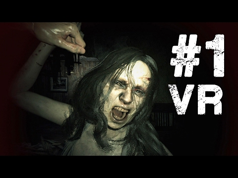 ► Vážny horor | #1 | Resident Evil 7 | VR | + Duklock & Shofy