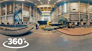 Breman Machinery VR / 360° Video Experience