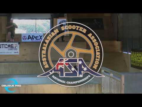 Sam Fahey - ASA Australia Scooter Finals Open (Boys/Mens)