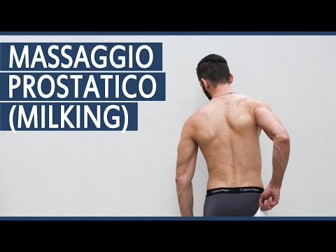 Massaggio prostatico Home Video porno