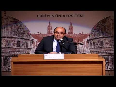 ERUSAM KUDÜS ETKİNLİKLERİ 2: Prof. Dr. Mehmet ŞAHİN (28.02.2018)-(28.02.2018)