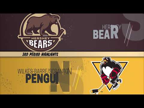 Penguins vs. Bears | Mar. 19, 2019