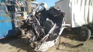 At least 4 people feared dead and several injured in a road accident at Narumoru area in Nyeri