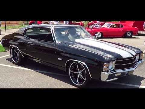 1971 Chevelle Supercharged