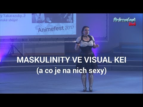 Maskulinity ve visual kei (a co je na nich sexy)