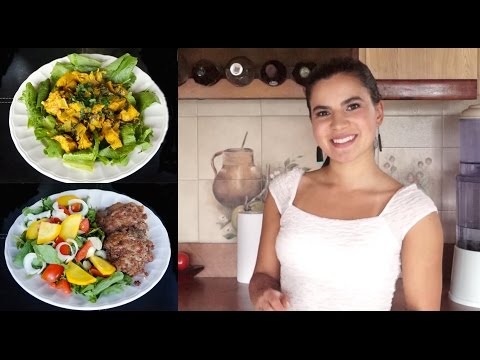 Video Five Paleo Dinners