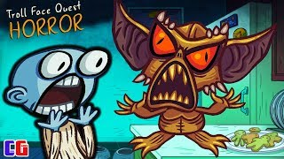 ТРОЛЛИМ ХОРРОРЫ! Страшные ТРОЛЛФЕЙСЫ в Игре Troll Face Quest Horror от Cool GAMES