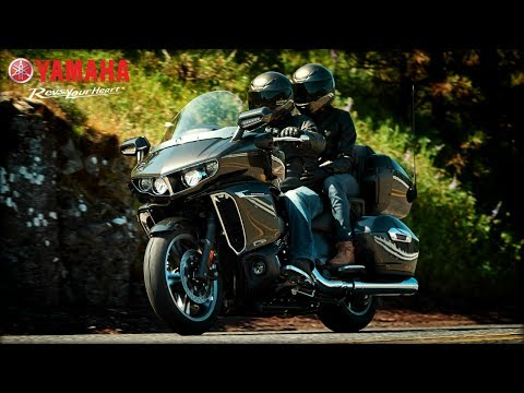 2021 Yamaha Star Venture Transcontinental Option Package in Metuchen, New Jersey - Video 4
