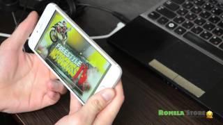 Обзор приложений в копии iPhone 6s Plus