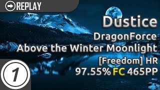 Dustice | DragonForce - Above the Winter Moonlight [Freedom] HR FC 97.55% 465pp