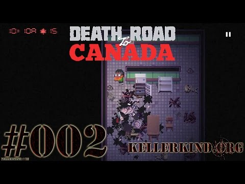 Death Road to Canada #2 – Das Gemetzel geht weiter ★ Jhief plays Death Road to Canada [HD|60FPS]