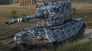 World of Tanks FV4005 Stage II - 7 Kills 11,2K Damage