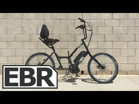 Day 6 Samson Video Review – $3.3k Relaxed, Big-Person Electric Bicycle