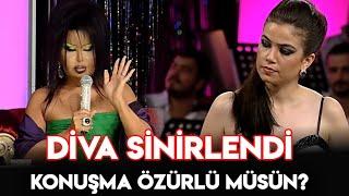 Konuşmayan Popstar Yarışmacısı Bülent Ersoy'u Sinirlendirdi! / Popstar