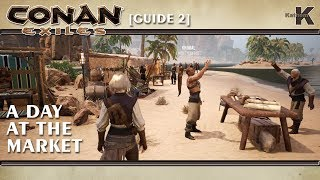 NEW CRYSTALS & THE LIGHT HOUSE EP07 | MODDED Conan Exiles - Самые