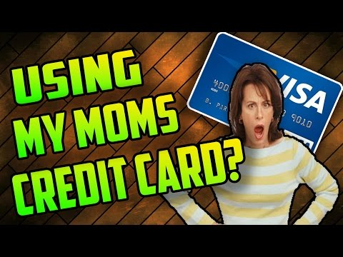 Using My Mom's Credit Card Without Her Knowing? (Funny Story)