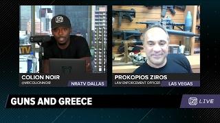 CN Live | Prokopios Ziros: Gun Control in Greece - 5/4/17