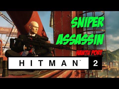 SNIPER 47 - Hitman 2 Sniper Assassin (Hantu Port)