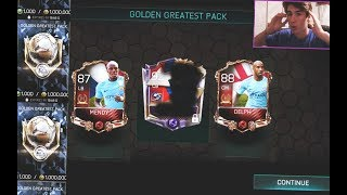 FIFA MOBILE GOLDEN GREATEST PACK OPENING & MUCH MORE!! 92 EXCHANGE & SOME GAMEPLAY! FIFA Mobile iOS