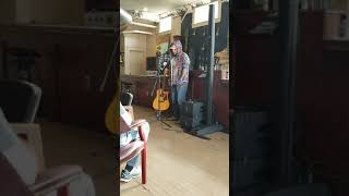 Saved? Open Mic performance
